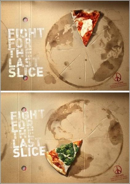 Лакомый кусочек: зеленая реклама из Испании