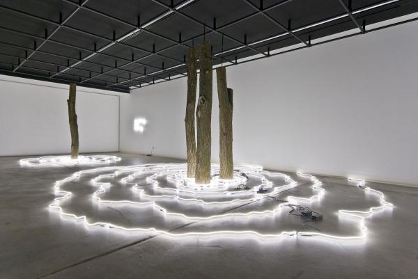 Река времен и мировое древо: концептуальный проект Кита Лемли «Ничто и нечто»