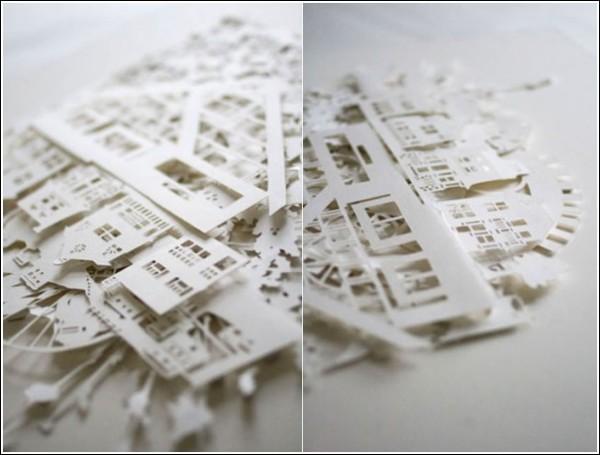 Бумажные города, кочевая жизнь