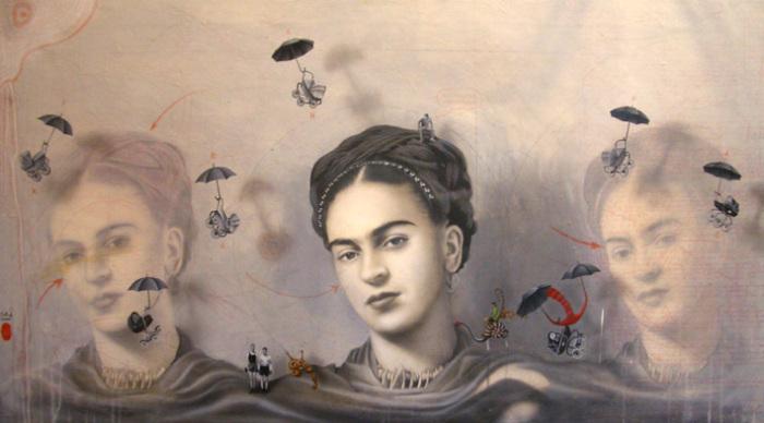 Фрида Кало и пустые коляски: от художницы улетвет надежда на материнство