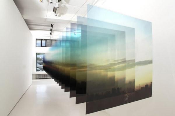 Многослойные фотопейзажи Нобухиро Наканиши