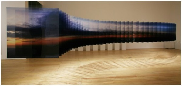 Многослойные фотопейзажи - размышление над процессом восприятия