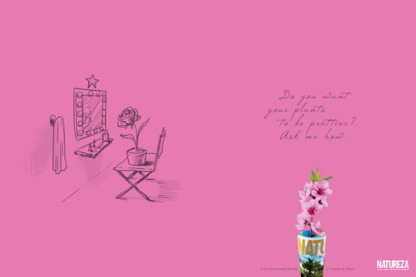 Креативная журнальная реклама: свет мой, зеркальце, скажи...