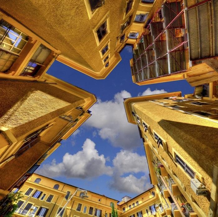 «Свобода!»: городские фотографии Nespyxel'a
