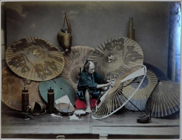 Мастеровитая Япония: фотографии студии Адольфо Фарсари