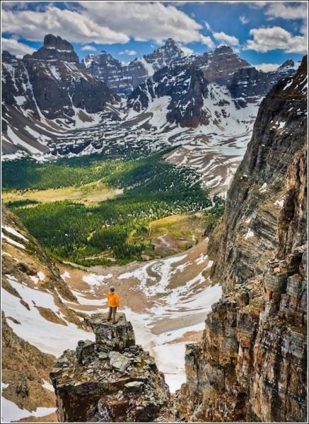 Равнодушная и ослепительная природа: фотографии гор Пола Жижки