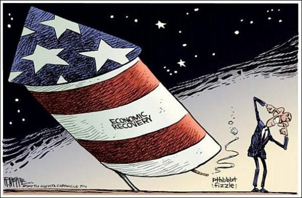 Оздоровительный салют: карикатуры на тему Дня независимости США