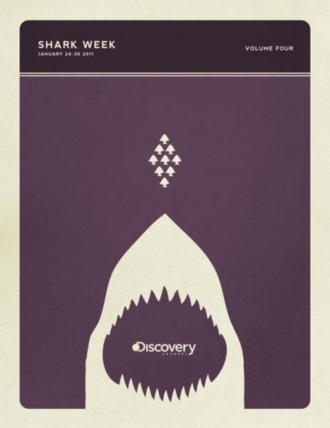 Охота: минималистичные постеры Кристофера Уилсона