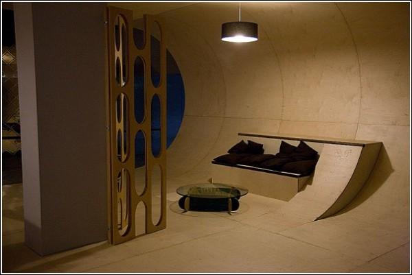Мой дом - моя скейт-площадка: мой скейтборд всегда со мной