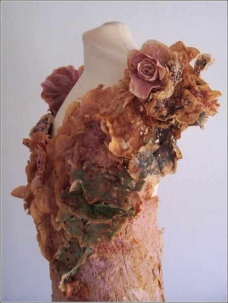 Стильное чаепитие Грейс Робинсон: платья из подручных материалов