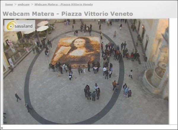 Размеры мозаичной картины - 9 х 11 метров