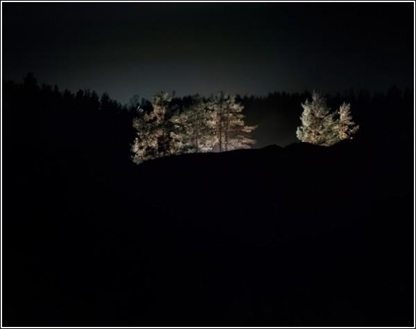 Фотопейзажи из цикла «Светлые годы» («Lightyears») – путешествие в пространстве и времени