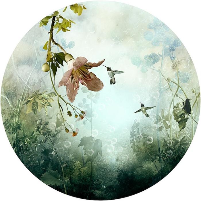 Живописные фотокомпозиции Изабел Лемэй, собранные по кусочкам