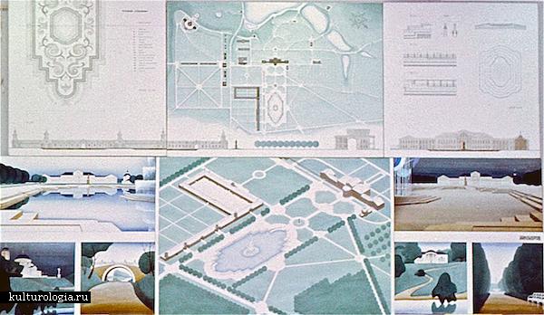 Проект реконструкции  Суханово