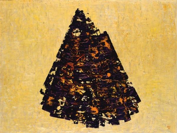 Николай Чередниченко, Наследние, 1997, 60х80, масло/холст