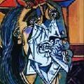 Внучка Пикассо распродаёт его картины