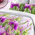Интерьерная мода: постельное бельё с 3D-принтами
