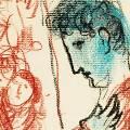 Sotheby's впервые выставил на продажу эскизы Марка Шагала