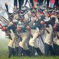 На Бородинском поле реконструировали историческое сражение 1812 года