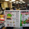 В продажу поступил новый выпуск Charlie Hebdo с плачущим Мухаммедом