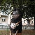 """Киевский памятник Ежику в тумане """"эмигрирует"""" из-за вандалов"""