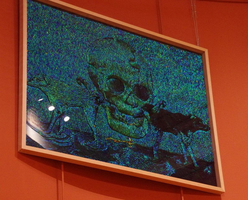 Выставка о роли искусственного интеллекта в искусстве пройдет в Эрмитаже