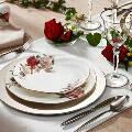 Основные правила сервировки стола и застольного этикета