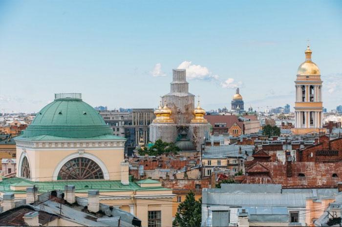 Экскурсии по крышам Петербурга: что нужно знать