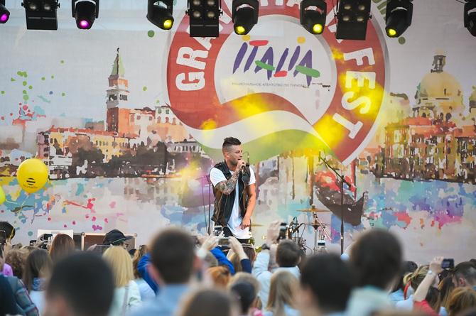 Итальянские артисты выступят в июле на Большом фестивале Италии в Москве