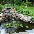 Как соорудить фонтан или каскад на загородном участке