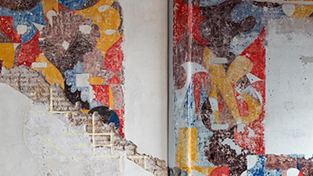 В Риме найдены фрески одного из основателей итальянского футуризма