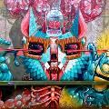 У Гугла появилась онлайн-галерея граффити