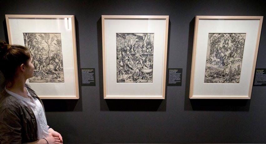 На аукционе в Нью-Йорке гравюру Дюрера продали за $612 тыс.