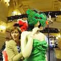 В ГУМе откроется выставка нарядов российских «звёзд»