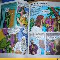 Библия стала комиксом