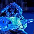 В Швеции пройдут концерты с музыкальными инструментами изо льда