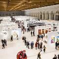 Международная ярмарка современного искусства Cosmoscow открывается в Москве