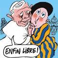 На выставке в честь Charlie Hebdo в Израиле отцензурировали карикатуры на пророка Мухаммеда