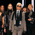 Карл Лагерфельд представил показ Chanel Cruise 2014