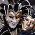 Венецианский карнавал открылся «Полётом ангела»