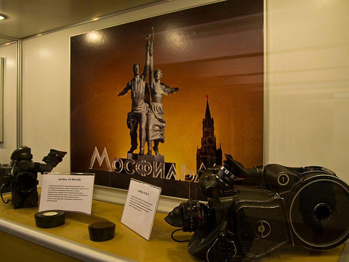В Кейптауне к 95-летию «Мосфильма»  пройдут показы российского кино