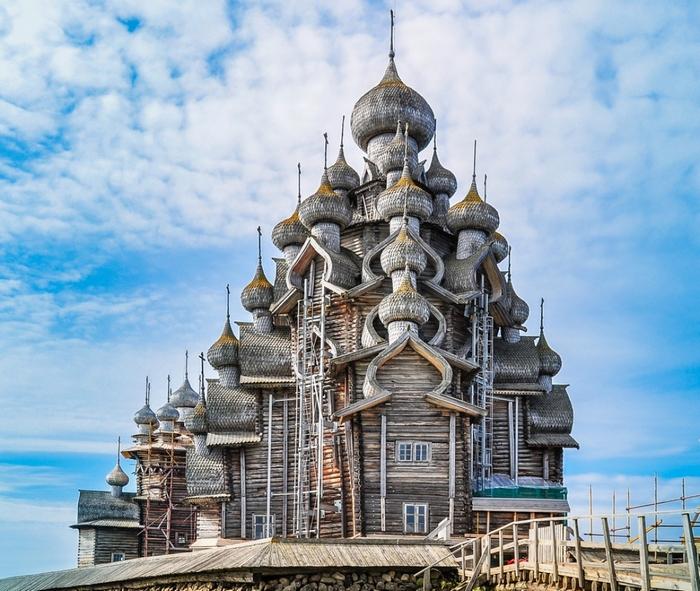 В Санкт-Петербурге появится филиал музея-заповедника «Кижи»