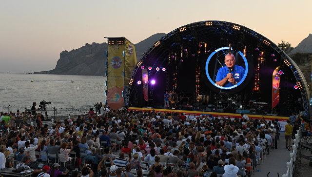 «Коктебель, мы тебя любим»: в Крыму открылся главный джазовый фестиваль