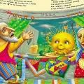 «Росмэн» опубликовал современную версию «Колобка» от Андрея Усачева