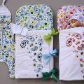 Выбор конверта на выписку для новорожденного