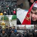 Концерт, посвященный мусульманскому празднику, состоялся в Кремле