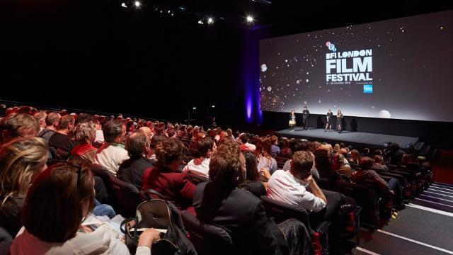 Международный кинофестиваль стартовал в Лондоне