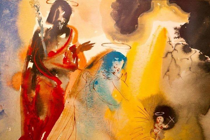 Более 100 литографий Дали впервые представили в художественном музее Симферополя