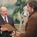 Лукашенко предложил Кустурице снимать кино в Беларуси