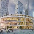 Киноконцертный зал в «Москва-Сити» откроют в 2018 году